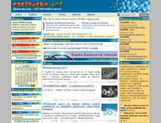 caslavsko.net screenshot