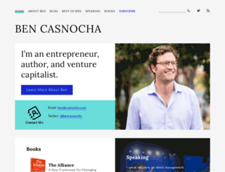 casnocha.com screenshot
