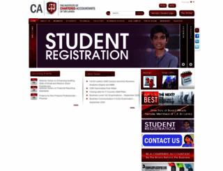 casrilanka.com screenshot