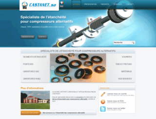 castanet-sa.fr screenshot