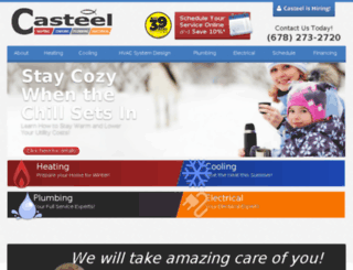 casteelair3.clickforward.com screenshot