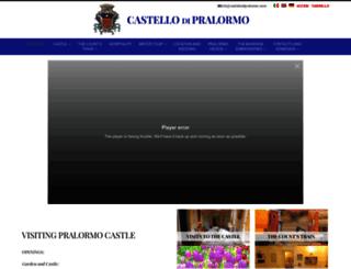 castellodipralormo.com screenshot