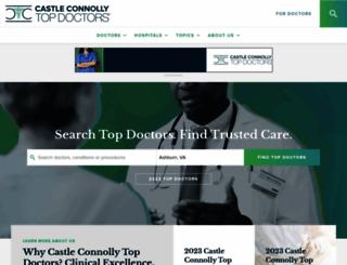 castleconnolly.com screenshot