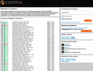 castorus.com screenshot