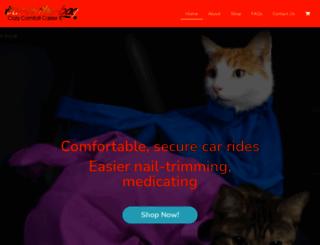cat-in-the-bag.com screenshot