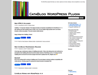 catablog.illproductions.com screenshot