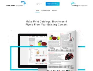 catalog-on-demand.com screenshot