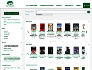 catalog.rhpl.org screenshot