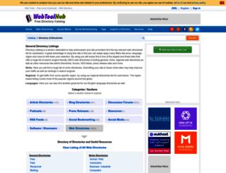 catalog.webtoolhub.com screenshot