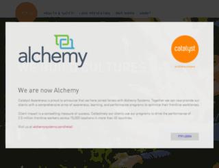 catalystawareness.com screenshot
