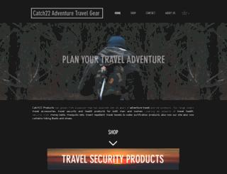 catch22products.co.uk screenshot