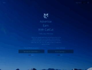 catcut.net screenshot