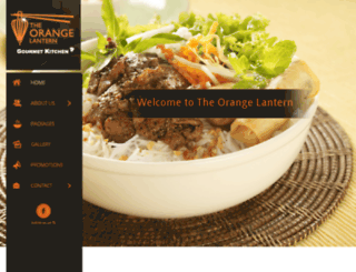 catering.infotechwebonline.com screenshot
