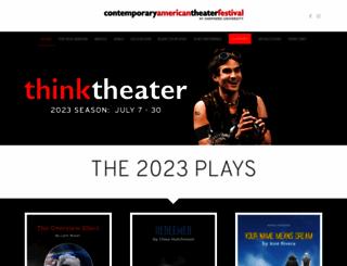 catf.org screenshot