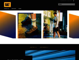 catfootwear.com.hk screenshot