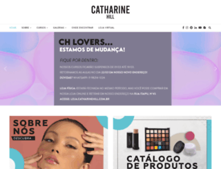 catharinehill.com.br screenshot