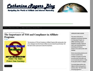 catherogers.com screenshot