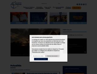 catholique-versailles.cef.fr screenshot