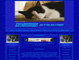 cathousemails.com screenshot