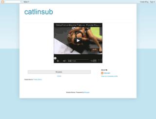 catlinsub.blogspot.com screenshot