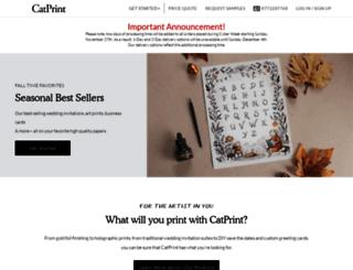 catprint.com screenshot