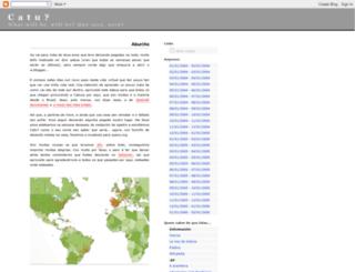 catuxa.blogspot.fr screenshot