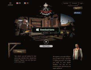 cavetokingdom.com screenshot