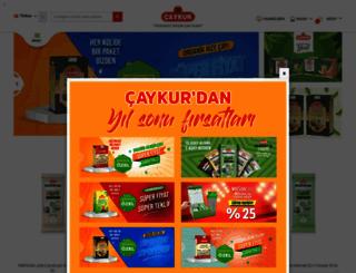 caykursatis.com screenshot