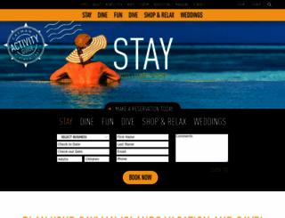caymanactivityguide.com screenshot