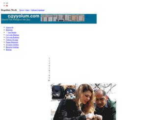 cayyolum.com screenshot