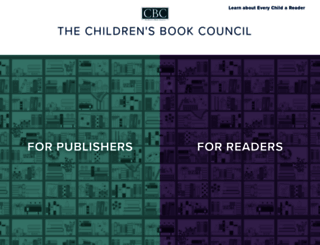 cbcbooks.org screenshot