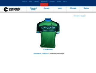 cbcmerchandise.com screenshot
