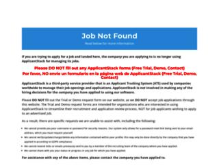 cbi-payless.applicantstack.com screenshot