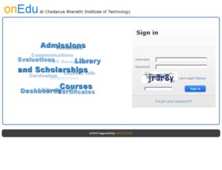 cbit.winnou.net screenshot