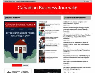 cbj.ca screenshot