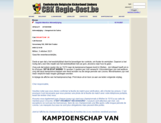 cbkregio-oost.be screenshot