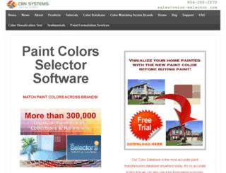 cbnsystem.com screenshot