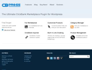 cbpress.com screenshot