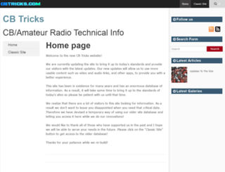 cbtricks.com screenshot