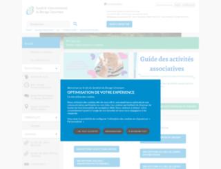 cc-bocage-cenomans.fr screenshot