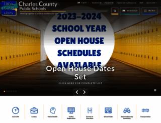 ccboe.com screenshot