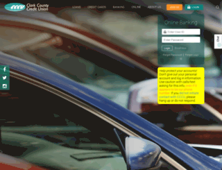 ccculv.org screenshot