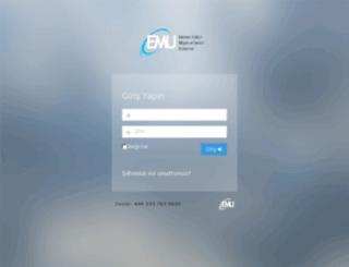 cch.emu.com.tr screenshot