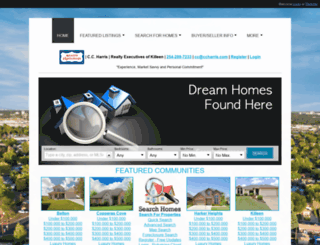 ccharris.com screenshot