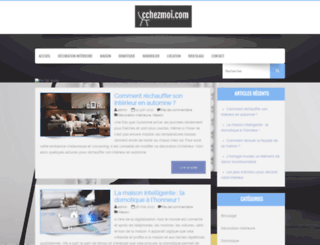 cchezmoi.com screenshot