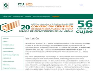 cciacuba.com screenshot