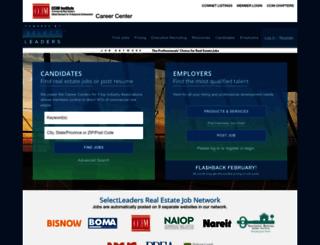 ccim.selectleaders.com screenshot