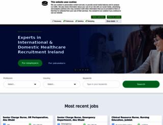 ccmrecruitment.com screenshot