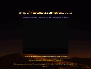 ccomaroc.com screenshot