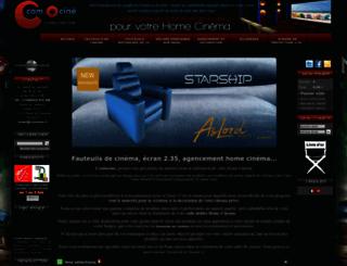 ccomocine.com screenshot
